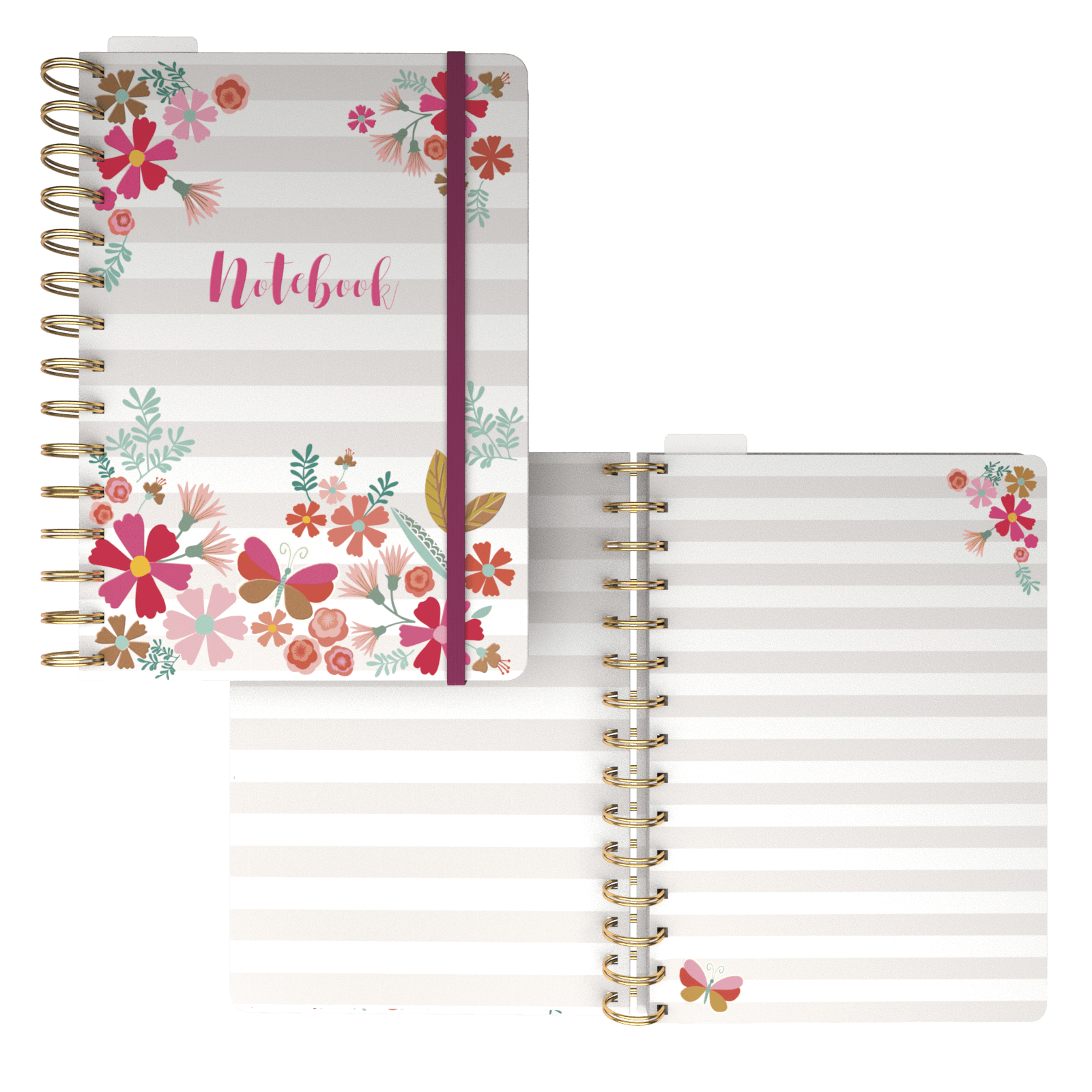 Blueberry Pie Notebook